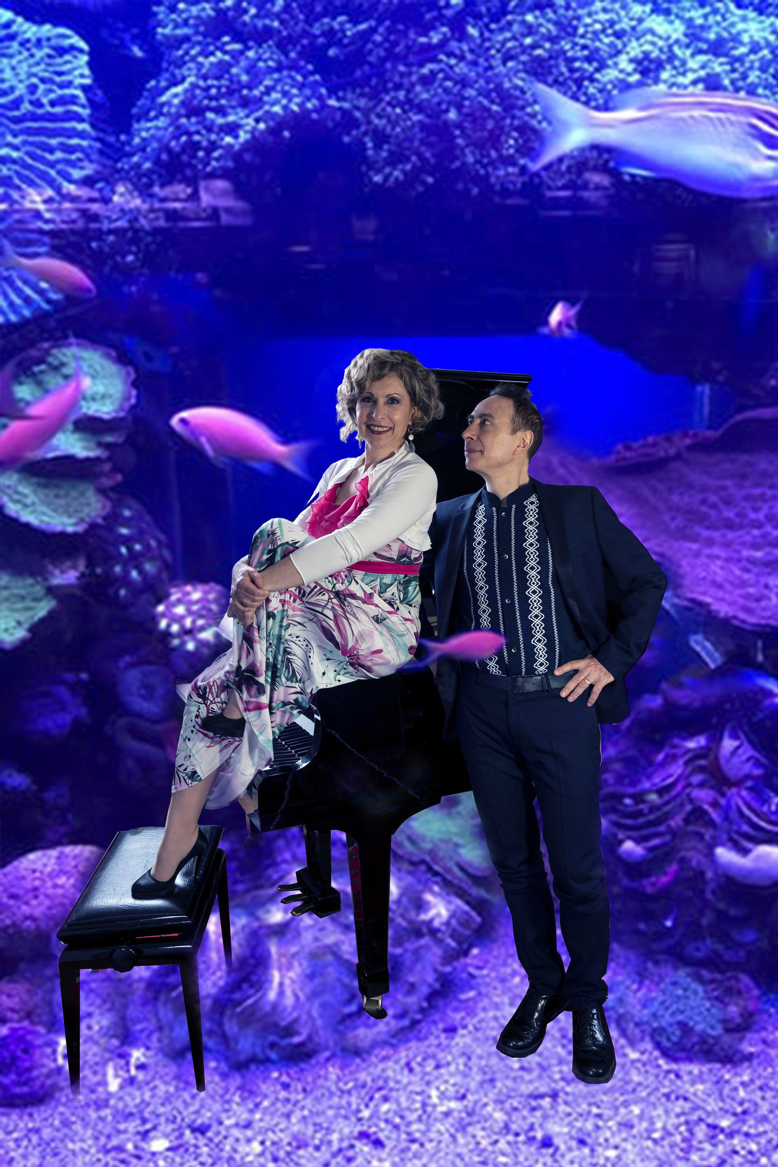 Duo Alterno nell'acquario _ mediumres