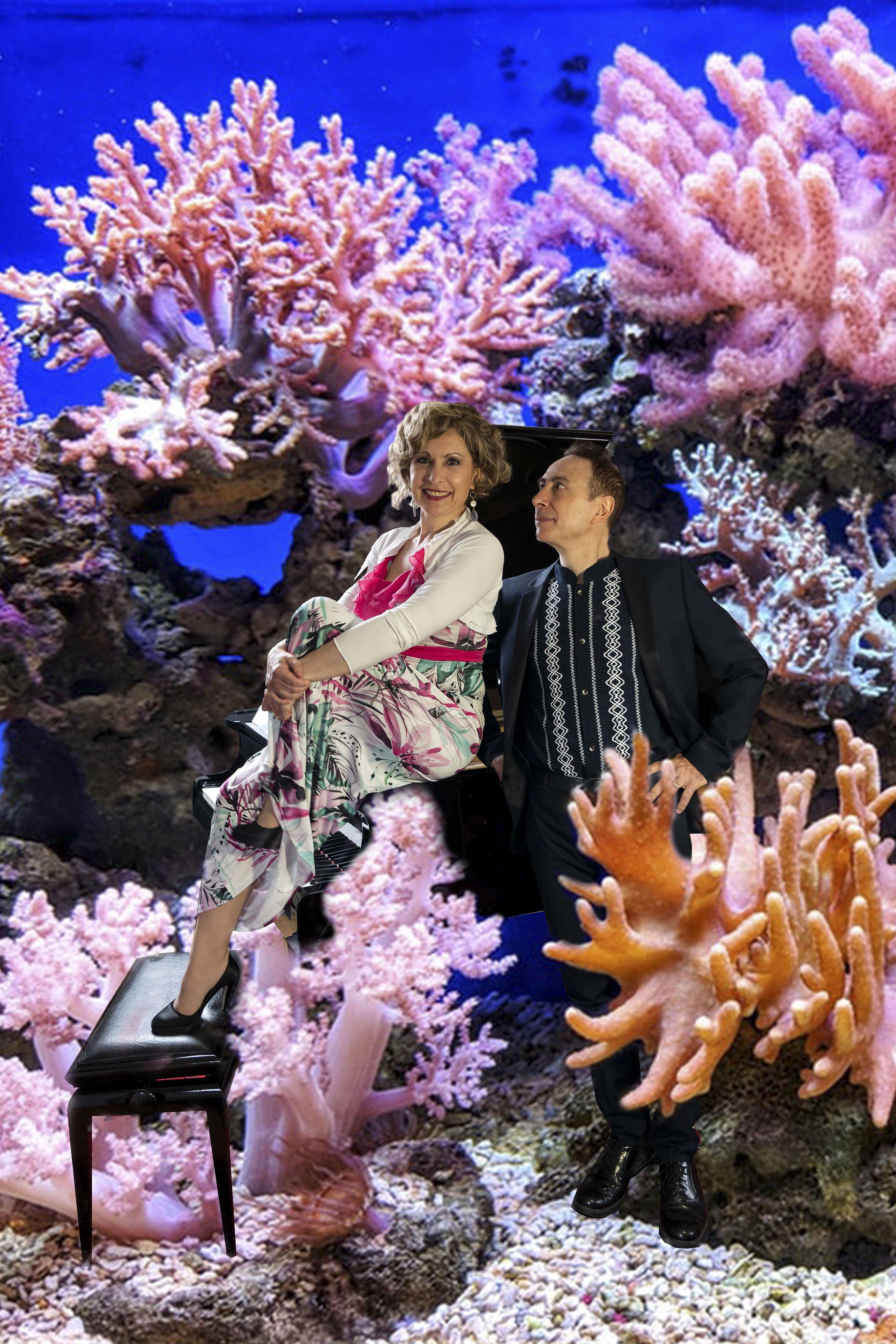 Duo Alterno tra i coralli _ mediumres